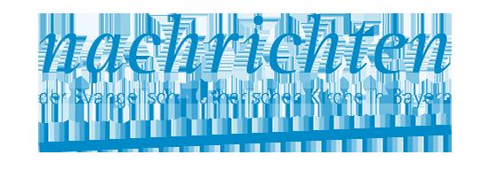 Logo Nachrichten der Evangelisch-Lutherischen Kirche in Bayern